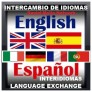 Intercambio Idiomas. Language Exchange. By Daniel MeVa.